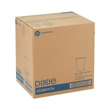 Dixie® Paper Hot Cups 8-20 oz