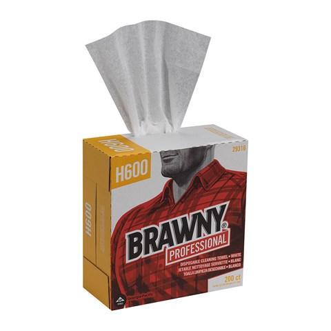 GP PRO Brawny® Professional H600 Disposable Cleaning Towel